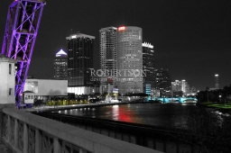 Light up downtown