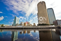 Reflection of Tampa