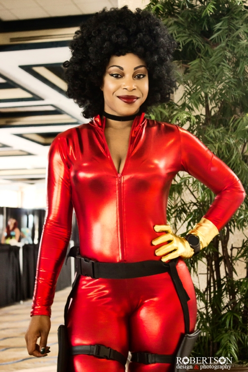 A marvelous Misty Knight cosplay by @asopiramal